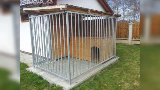 Kotec pro psa - Kříženec